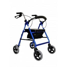 Podpórka inwalidzka czterokołowa - balkonik Economic Mobilex