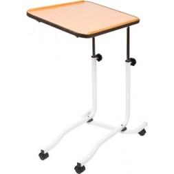 Regulowany stolik przyłóżkowy